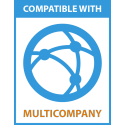 Multicompany compatible